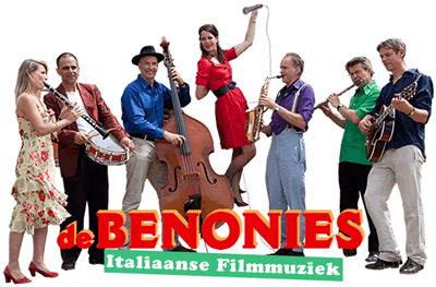 de Benonies Italiaanse film muziek